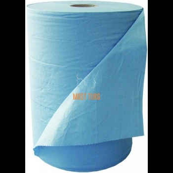 Hand paper 2 layers 380mX37cm blue