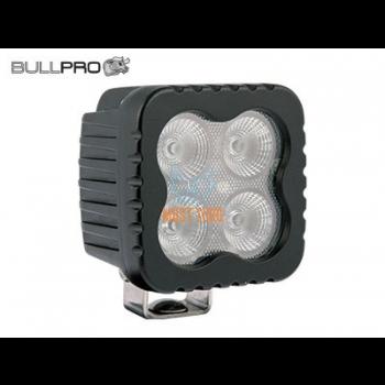 Töötuli soojendusega 80W  12-30V 5500lm R10 IP67/IP69K BullPro
