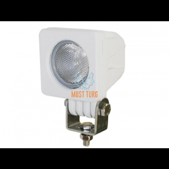 Work light LED mini 10W 9-50V 750lm CE EMC IP68 white