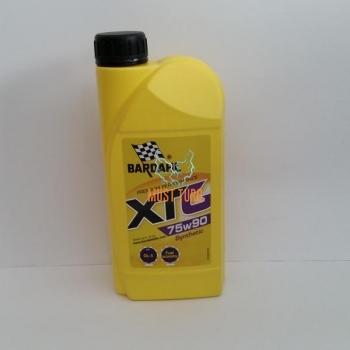 Transmission oil 75W-90 XTG API GL5 1L Bardahl 36381