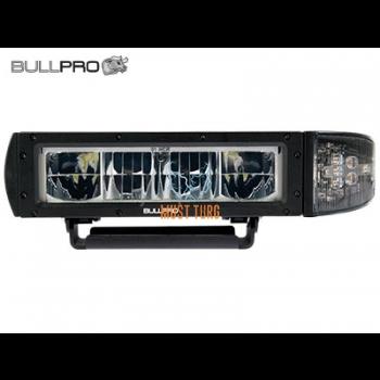 Led lähi/kaugtuli vasak 9-36V Ref. 12.5 IP68 CE ECE R112 EMC R10 R6 R7 Bullpro
