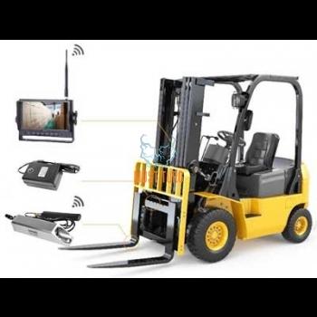 Kaamerasüsteem tõstukile juhtmevaba 10-32V