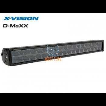 High beam Led warm light 10-32V 180W Ref. 37.5 15200lm X-Vision D-Maxx