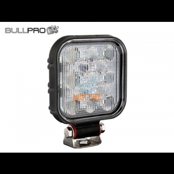 Work light with reverse light 20W 12-48V 1284lm R23 / R10 ADR IP68 Bullpro