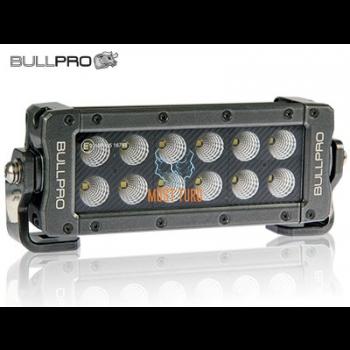 Work light Led panel 60W 10-30V 7200lm R10 IP67 Bullpro