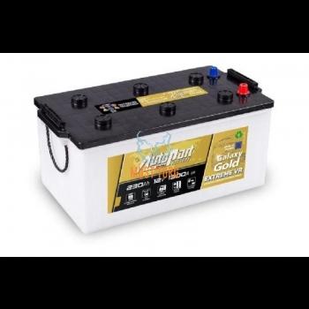 Truck Battery 230Ah 1300A 517X274X240 End +/- Acid Battery Autopart Extreme Vibration Resistance