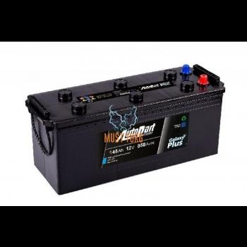 Truck Battery 145Ah 850A 514X189X220 End +/- Oxygen Battery for Autopart