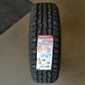 195/65R15 91T RoadX Frost WH02 studded