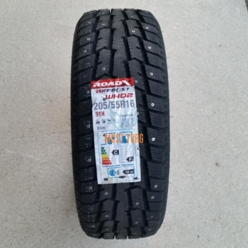 205/55R16 91H RoadX Frost WH02 studded