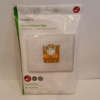Tolmuimejakotid  Philips S-bag / Electrolux E200B 10tk + 1 filter
