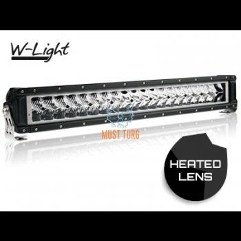 High beam Led Heated Glass 12-24V 140W Ref. 45 10800lm W-light Snowstorm