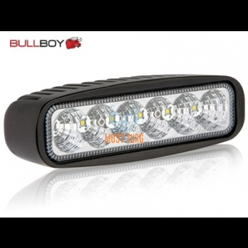 Work light reverse light 18W 9-32V 1440lm R23 certification Bullboy