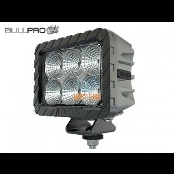 Work light Led 12-48V 120W 5200lm IP68 ADR EMC CISPR 25 Class5 Bullpro
