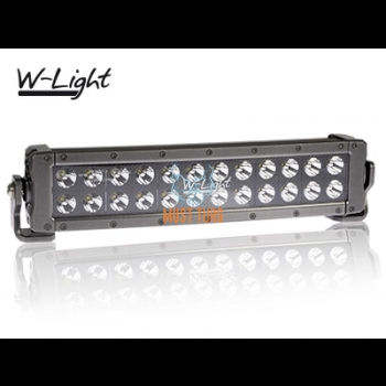 High beam Led 10-30V 72W Ref. 37.5 6480lm W-light Hurricane 24