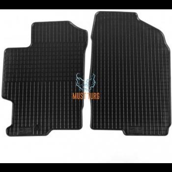 Rubber mats first 2pcs Mazda6 02-07