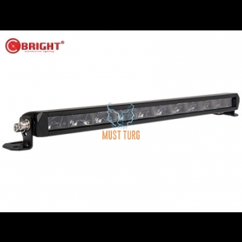 Spotlight Led 10-30V 120W Ref.30 6100lm IP67 R112 / R10 Low and Curved Profile C-Bright