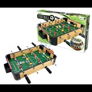 Board game football wooden