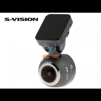 In-car camera Full HD1080P SD memory card up to 128GB S-Vision 203