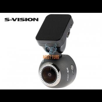 Autokaamera Full HD1080P SD mälukaart max 128GB S-Vision 203
