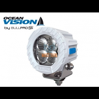 Work Light Led 9-48V 40W 2500lm IP68 ADR CISPR 25 Class5 Search / Spot Bullet Ocean Vision