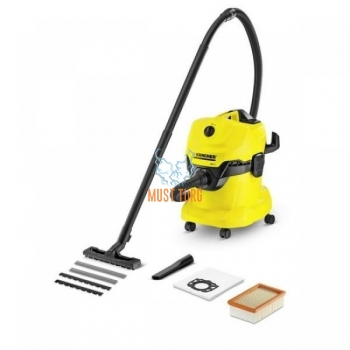 Water and vacuum cleaner WD4 Kärcher