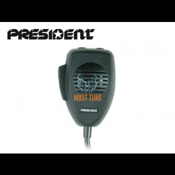 CB Radio Station Microphone 6 Wire Up / Down Buttons President