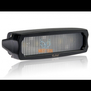 Work light with reverse light marked 15/25W 9-36V 500lm R23/R10 SAE
