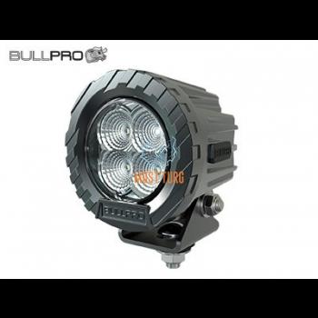 Work light 40W 9-48V 2500lm ADR CISPR 25 Class 5 IP68 Wide beam BullPro