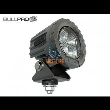 Work light 40W 9-48V 2500lm ADR CISPR 25 Class 5 IP68 narrow beam BullPro