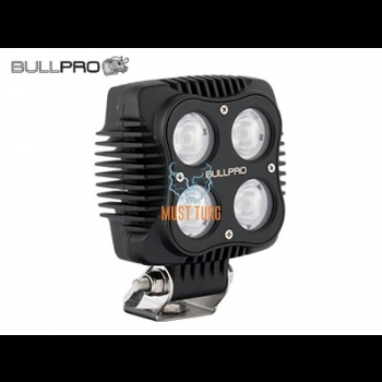 Work light 40W 9-48V 4800lm EMC certificate CISPR 25 Class 3 IP68 Wide beam BullPro