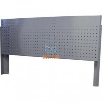 Perforated wall for BOXO desktop