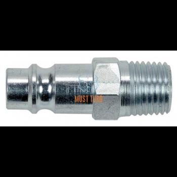 Quick connector plug female thread 1/4