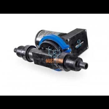 Sewage membrane pump 12V 22l / min