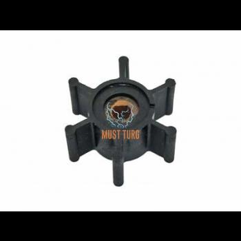 Pressure pump impeller 51.5x22.3x8mm