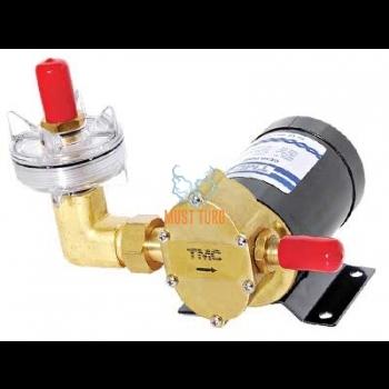 Refueling pump water / diesel 12V 1500l / h