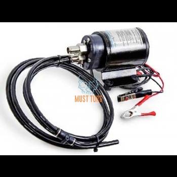 Oil change pump 12V