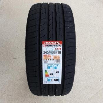 245/40R18 97Y XL RoadX RXmotion U11