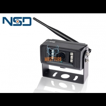 Parking Camera 8-32V Wireless IP69K 118.5x76x70.5mm NSD