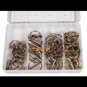 Set of locking rings 50 pieces