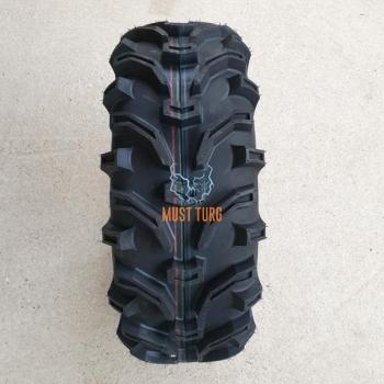 ATV tire 27X9.00-12 52N 6PR Kenda Bear Claw K299 TL