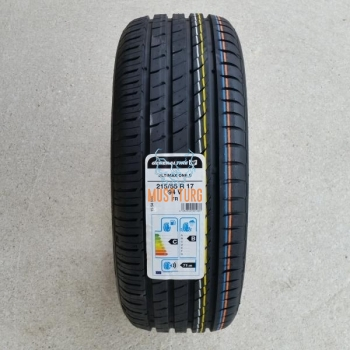 215/55R17 94V FR General Altimax One S by Continental