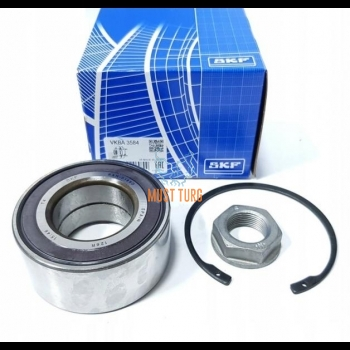 Wheel bearing front axle SKF VKBA3584 Citroen Opel Peugeot