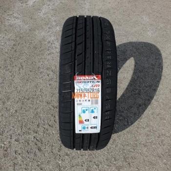 215/55R16 97W XL RoadX RXmotion U11