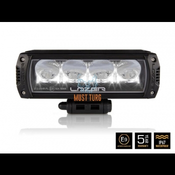 High beam Lazer Triple-R 750 PL with parking light 9-32V 45W Ref.27.5 4100lm