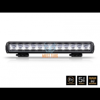 High beam Lazer Triple-R 1250 PL with parking light 9-32V 135W Ref.37.5 12300lm