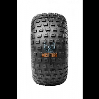 ATV tire 20X7R8 28F BKT Sports AT-109 TL