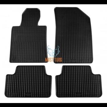 Rubber mats Peugeot 508 11-18 4pcs