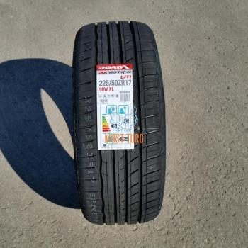 225/50R17 98W XL RoadX RXmotion U11