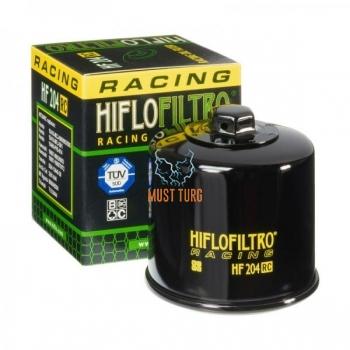Moto oil filter Honda Kawasaki Yamaha Hiflo HF204RC