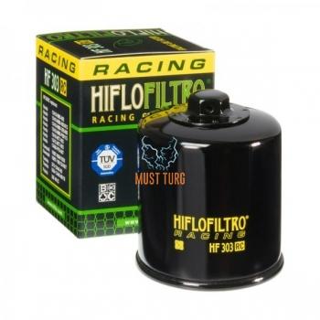 Moto oil filter Honda Kawasaki Yamaha Hiflo HF303RC